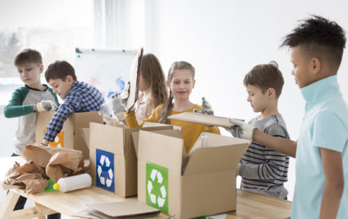 Why is it key not to confuse plastic recycling with other toxic processes?