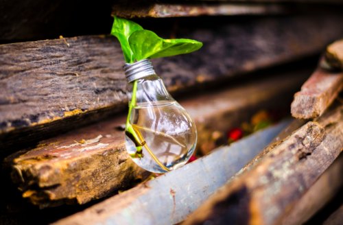 What is upstream innovation and why is it essential for the circular economy?